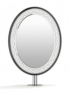 Venus-oval-mirror