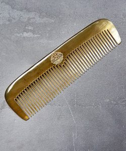 Ox Horn Angled Comb_Copacetic