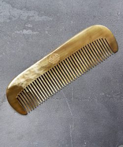 Ox Horn Straight Comb_Copacetic